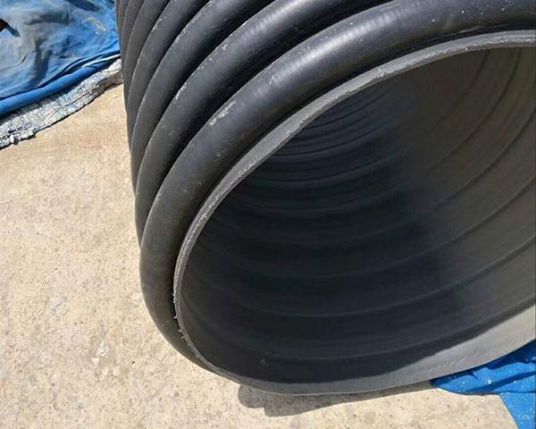 HDPE塑钢缠绕复合管