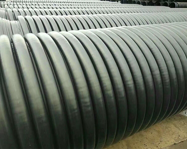 HDPE缠绕增强结构壁b型管